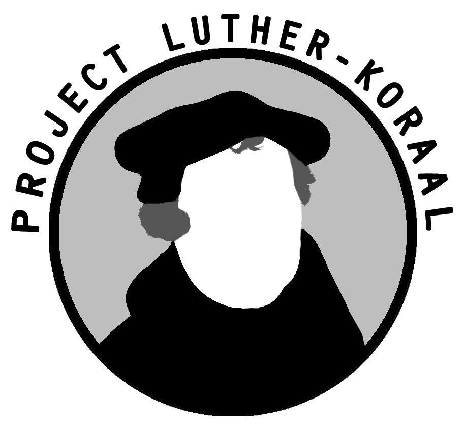 Logo Project Luther-koraal
