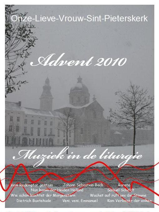 Advent 2010 Sint-Pieters Gent
