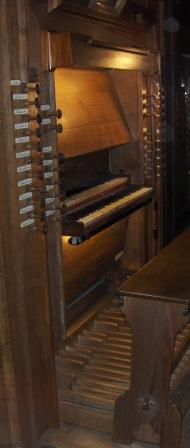 orgel speeltafel
